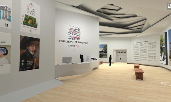 IL MUSEO CHE NON C'E': 70 CAPOLAVORI DELLA FONDAZIONE DE FORNARIS SI AMMIRANO ONLINE