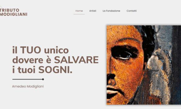 TRIBUTO A MODIGLIANI CON 150 ARTISTI