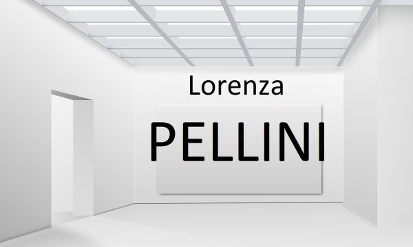 LORENZA PELLINI: L'EMOZIONE ESTATICA DEL COLORE