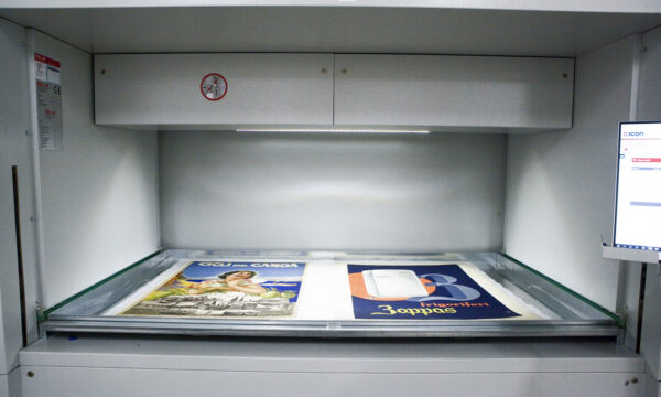 CS – MUSEO NAZIONALE COLLEZIONE SALCE: 50MILA MANIFESTI STORICI IN MOSTRA